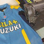 Zip Repairs to Bike Leathers